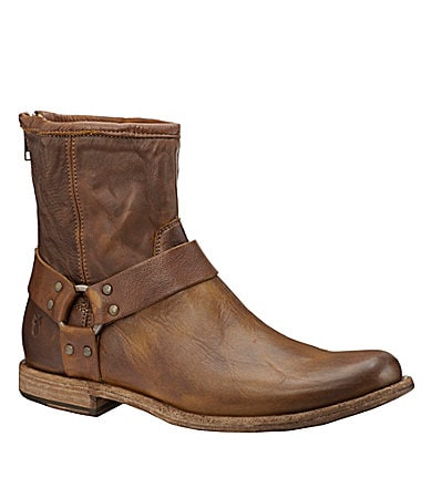 Frye Men�s Phillip Harness Boots