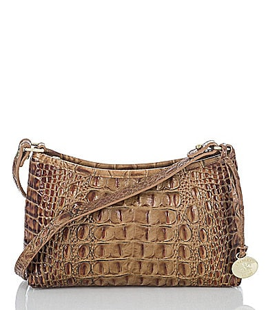 Brahmin Toasted Almond Collection Anytime Mini Pouch