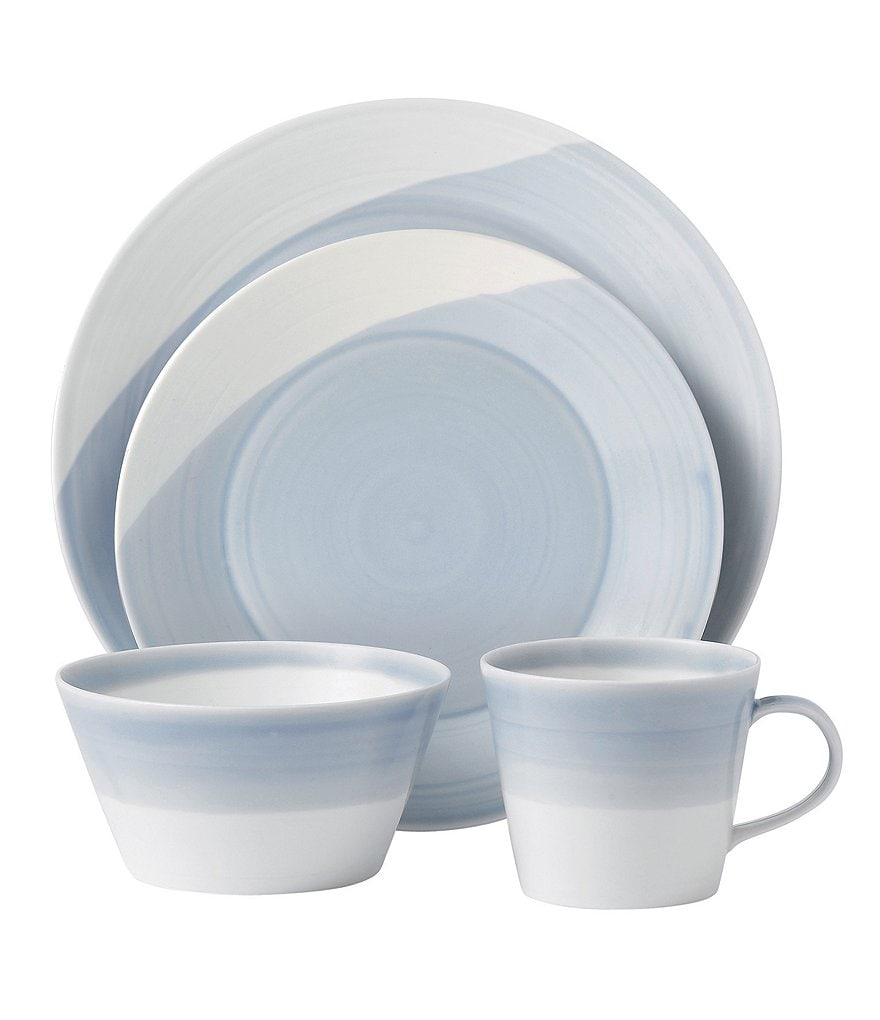 Royal Doulton 1815 Color-Dipped Porcelain Dinnerware