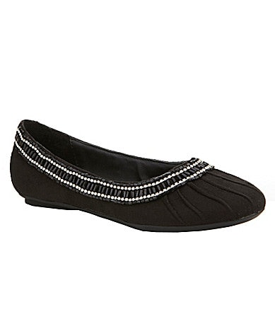 Kenneth Cole Reaction Girls Hold Ur Flat Flats