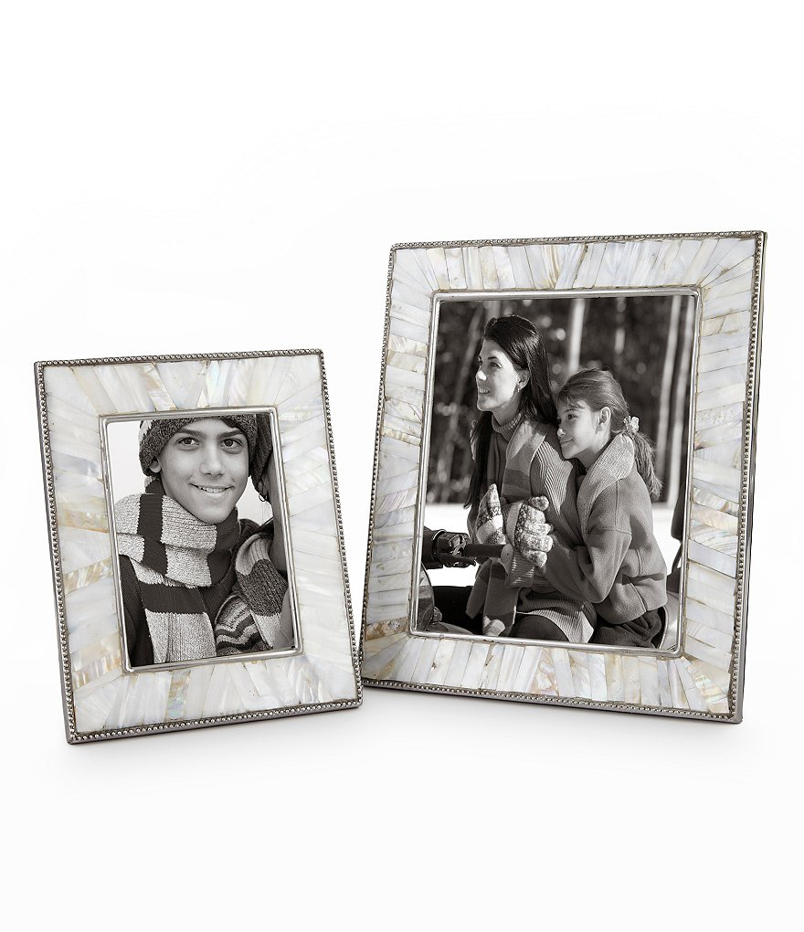 Ralph Lauren Pearl Picture Frame Collection