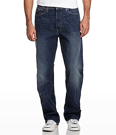 Cremieux Jeans Big & Tall Relaxed-Fit Vintage Jeans