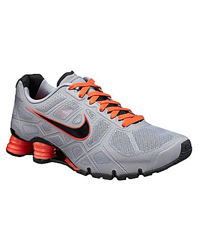 Nike Men�s Shox Turbo+ 12 Running Shoes