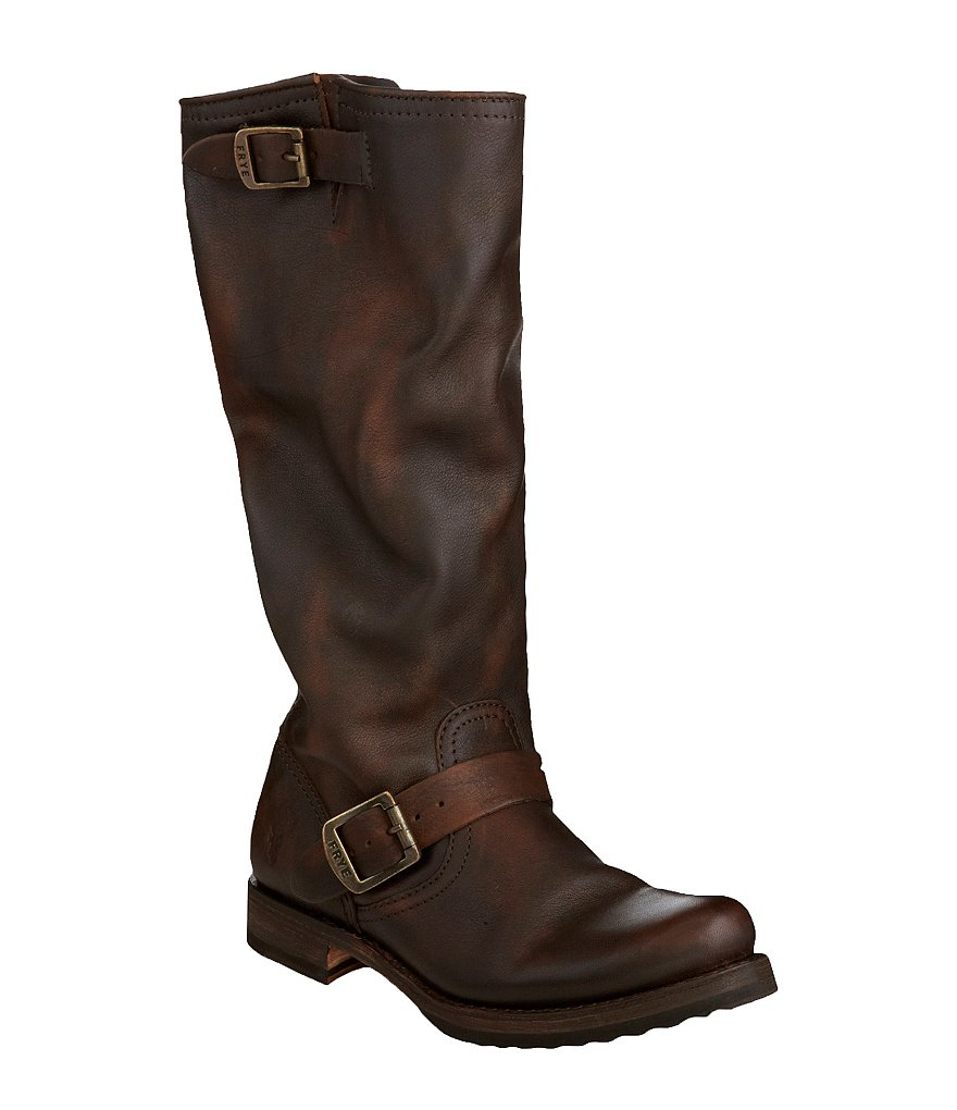 Frye Veronica Wide-Calf Riding Boots