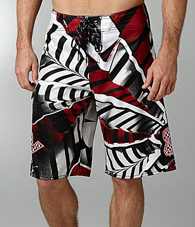 Fox Shattered Board Shorts