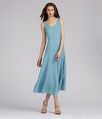 Eileen Fisher Long Convertible Dress