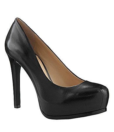 Gianni Bini Lilli Round Toe Pumps