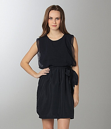 Hazel Tie-Waist Dress