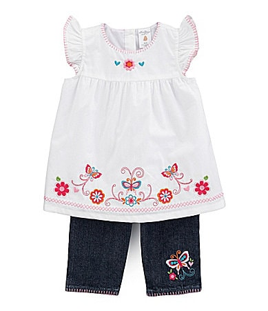 Starting Out Newborn Fiesta Top & Legging Set