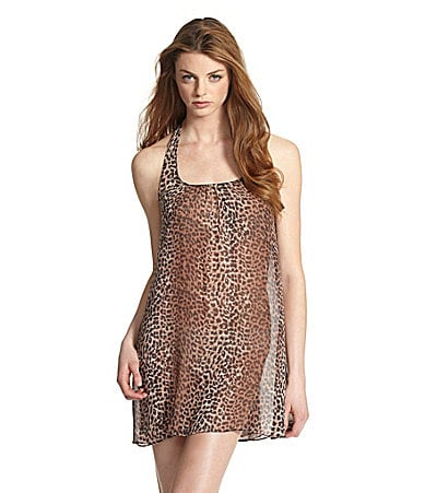 In Bloom by Jonquil Jungle Jane Animal Print Floaty Chemise