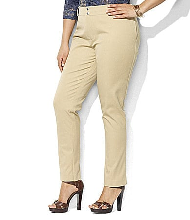 Lauren by Ralph Lauren Woman Connor Slim Straight Pants