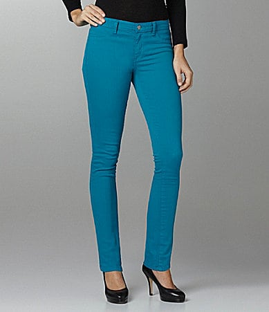 Calvin Klein Jeans Power-Stretch Colored Denim Leggings