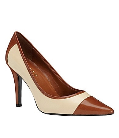 Lauren by Ralph Lauren Adley Pumps