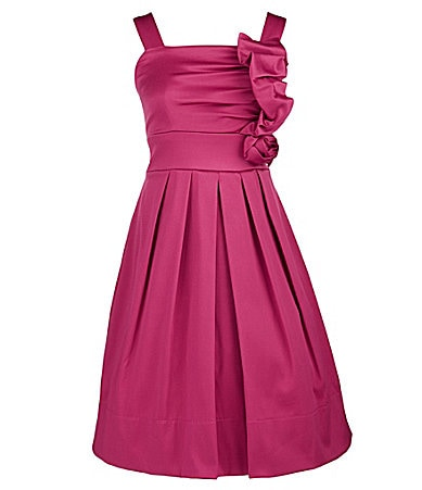 Ruby Rox 7-16 Ruffled Dress