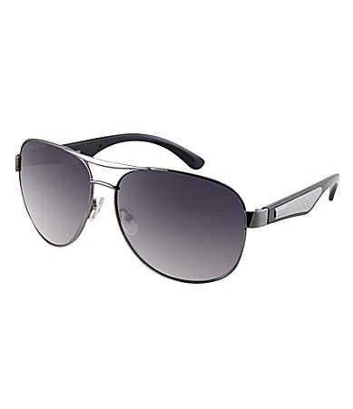 Guess Metal Aviator Quattro Sunglasses