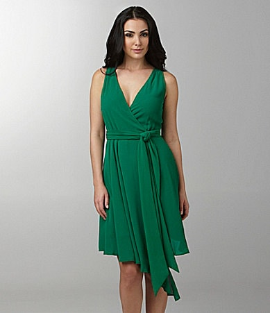 BB Dakota Harmony Wrap Dress