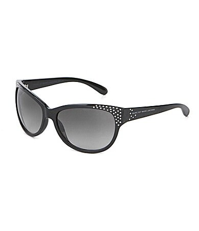 Marc by Marc Jacobs Stone Detail Cat-Eye Sunglasses