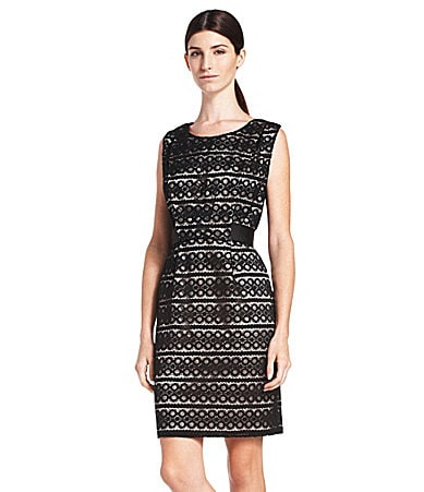 Max and Cleo Sleeveless Dress