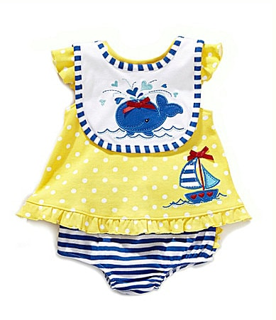 Starting Out Newborn 3-Piece Nautical Set