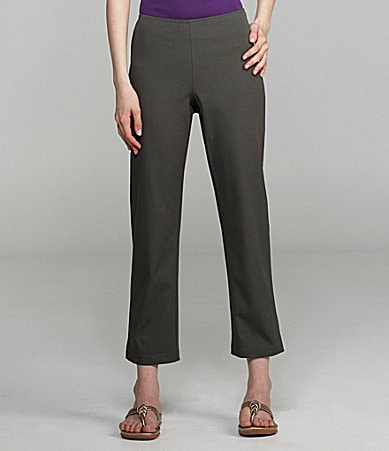 Eileen Fisher Petites Slim Ankle Pants