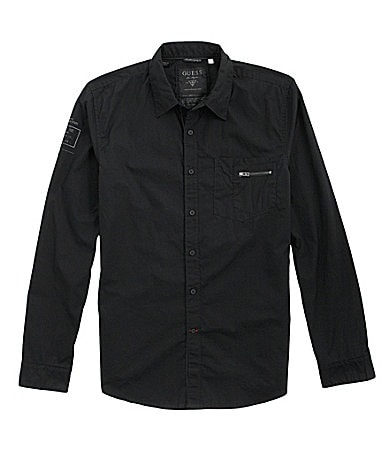 Guess Laguna Art Buttoned Shirt