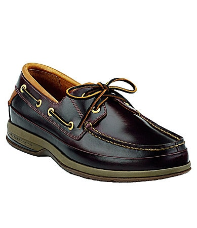Sperry Top-Sider Men�s Gold ASV 2-Eye Boat Shoes
