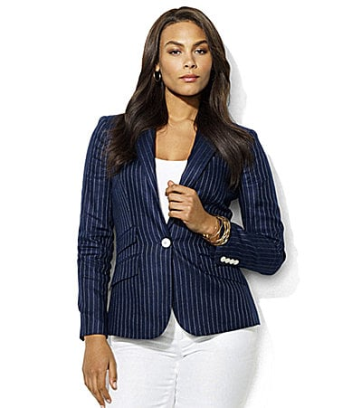 Lauren by Ralph Lauren Woman Valerine Linen Jacket