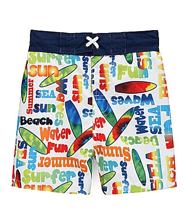 Mick Mack Infant Beach Fun Swim Trunks