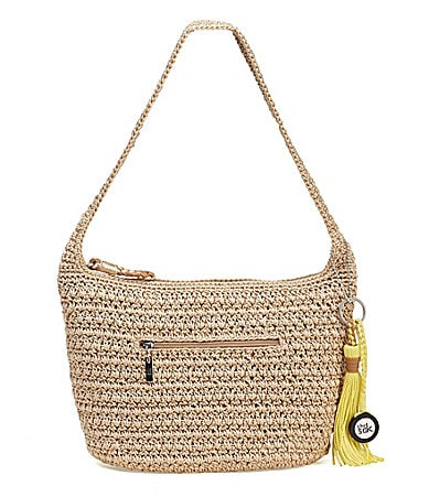 The Sak Crochet Hobo