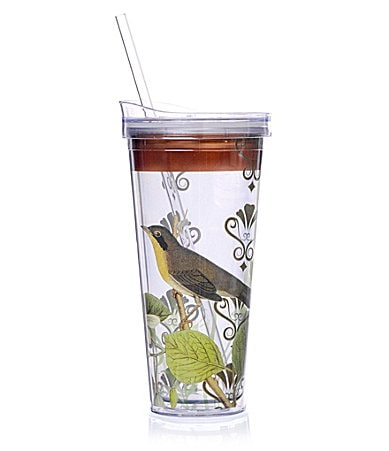Formation Brown Bird Acrylic Straw Cup