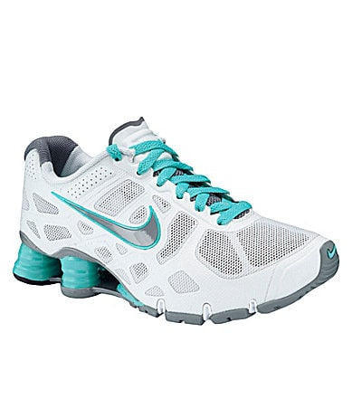 Nike Women�s Shox Turbo+ 12 Running Shoes