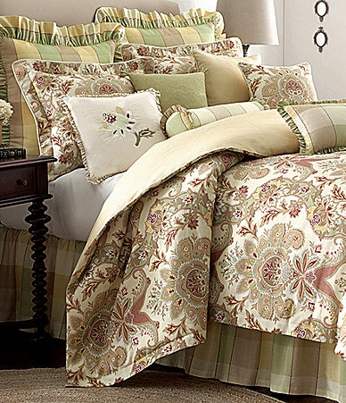 Rose Tree Lyon Bedding Collection