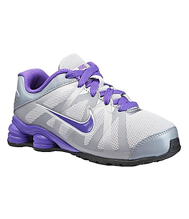 Nike Girls Shox Roadster Running Shoes