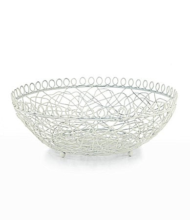 The Main Ingredient Wire Bowl