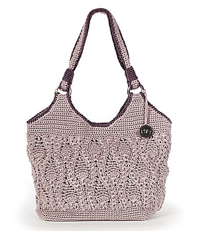 The Sak Casual Classics Collection Crochet Tote