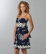 B. Darlin Printed Emma Dress