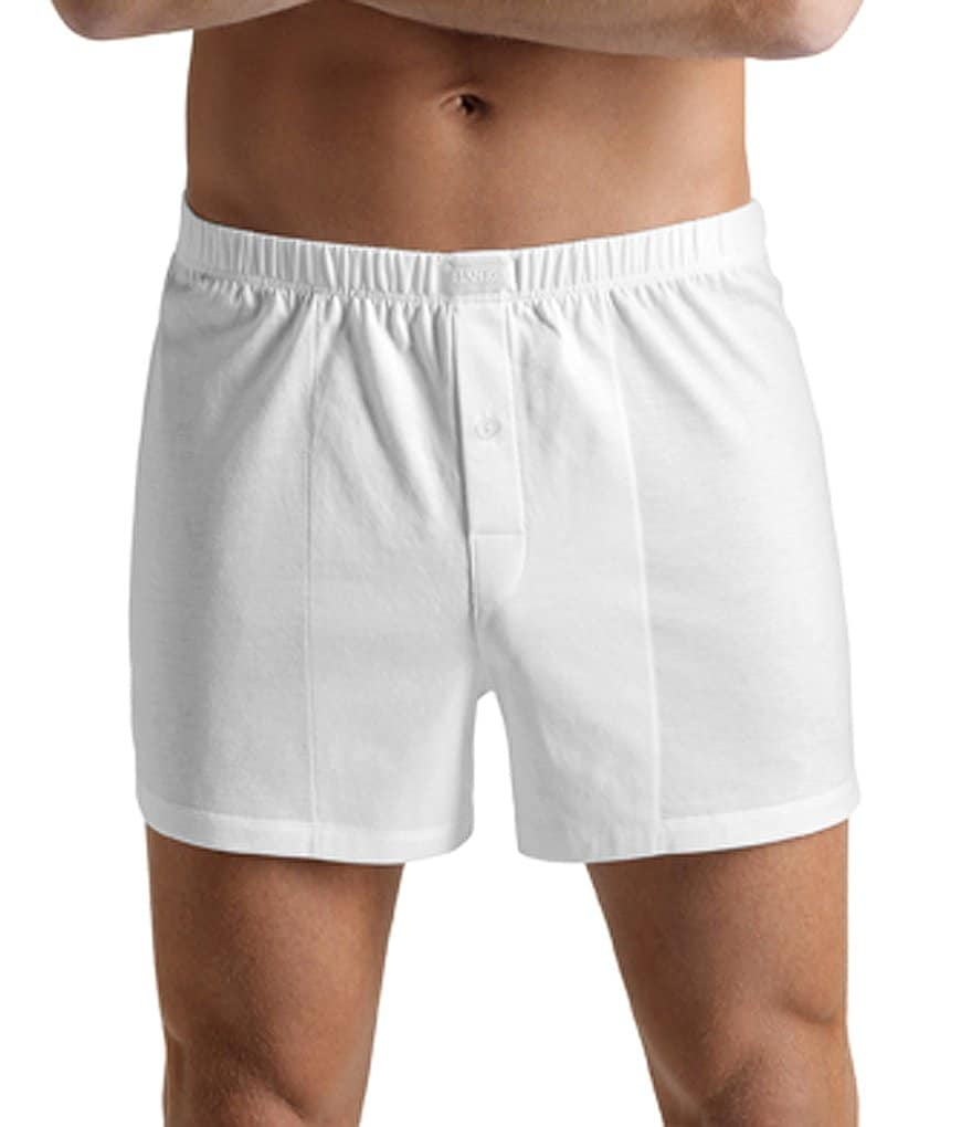 Hanro Cotton Sporty Boxers
