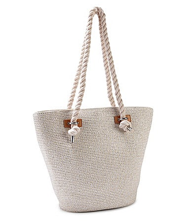 Magid Metallic Bucket Tote