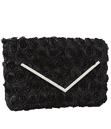 Kate Landry Roset Flap Clutch