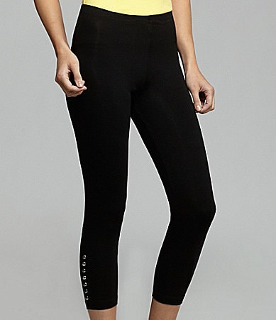 Isabel Studded Crop Leggings