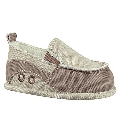Baby Deer Canvas Crib Shoes