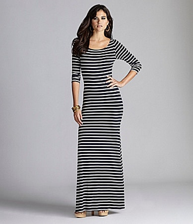Gianni Bini Carmen Maxi Dress
