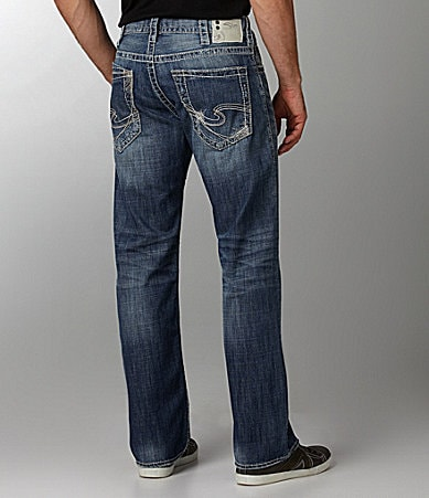 Silver Jeans Co. Zac Relaxed Fit Jeans