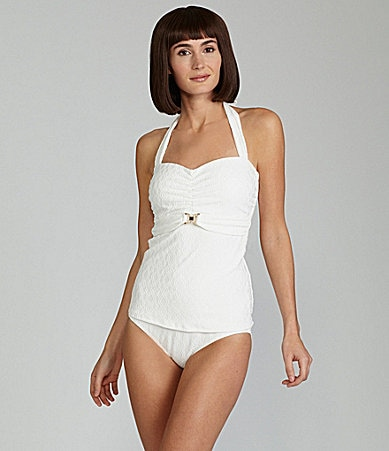 Alex Marie Fauxkini One-Piece