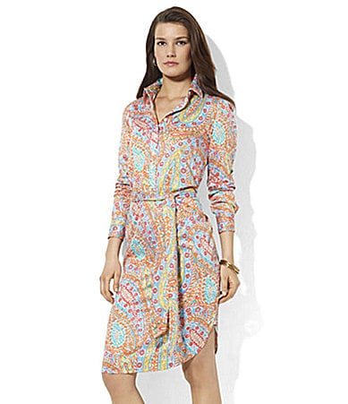 Lauren Ralph Lauren Sana Shirtdress
