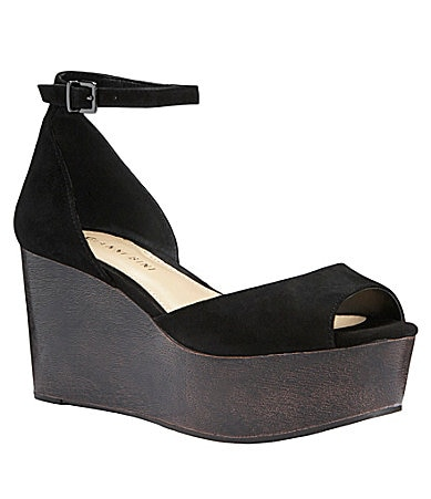 Gianni Bini Geisha Wedge Sandals