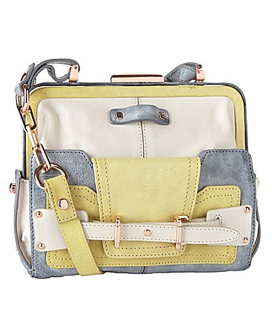 Kooba Mark Shoulder Bag
