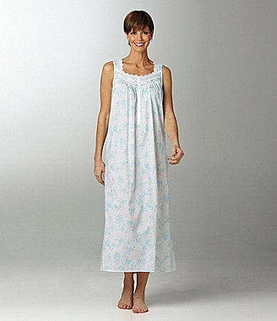 Eileen West Meadow Flower Ballet Nightgown