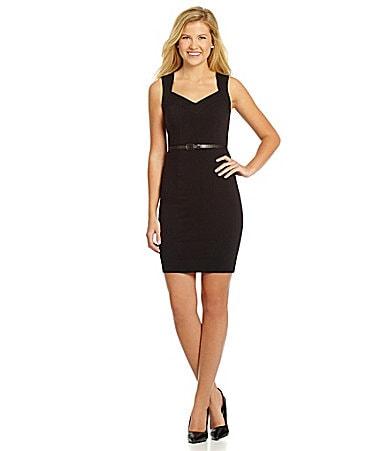 XOXO Sweetheart Sheath Dress