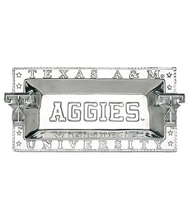 Arthur Court Texas A&M Bread Tray Image